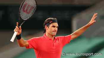 French Open tennis - Roger Federer comes through Dominik Koepfer challenge at Roland Garros - Eurosport.com