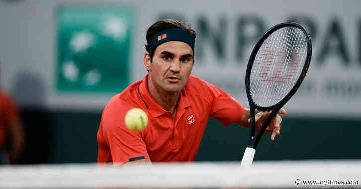 Roger Federer Pulls Out of French Open - The New York Times