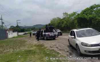 Detienen a comandante policiaco de Coatzintla, Veracruz, por compra de votos - El Sol de México