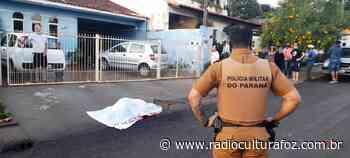 Violência extrema: homem assassinado no Porto Meira foi atingido 12 e pistola 9mm - Rádio Cultura Foz