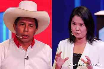 Candidato da extrema esquerda enfrenta herdeira de Fujimori no Peru - VEJA.com
