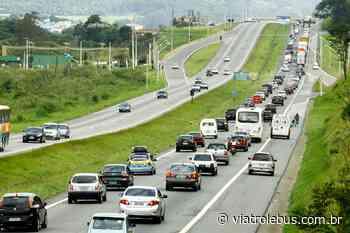 Acidente na Rodovia Fernão Dias, em Extrema, provoca longo congestionamento - Via Trolebus