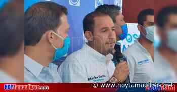 Elecciones 2021 Gan Pilar Gmez en Ciudad Victoria asegura Marko Corts - Hoy Tamaulipas