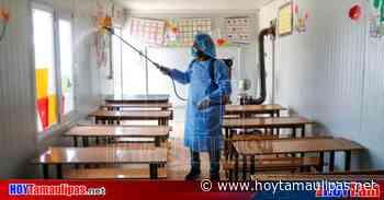 Demandan directivos de primarias en Ciudad Victoria insumos para desinfectar aulas - Hoy Tamaulipas