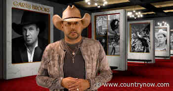 """Jason Aldean Admits Calling Garth Brooks His Friend Is A """"Mind-Blowing Experience"""" - Country Now"""