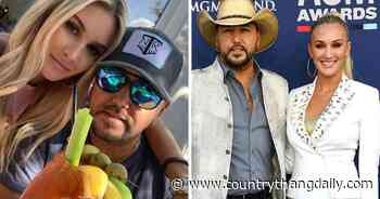 Jason Aldean and Wife Brittany's Love Story Is Bigger Than Their Haters - Country Thang Daily
