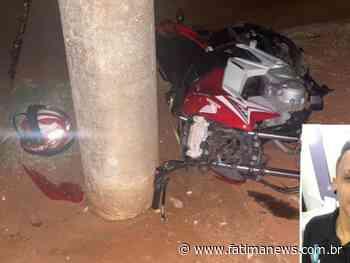 IVINHEMA: Jovem que sofreu acidente no domingo morre no Hospital da Vida em Dourados - Fátima News