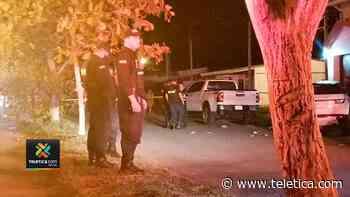 Acribillan y matan a hombre en El Roble de Puntarenas - Teletica
