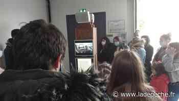 Le Montat. Le Totem 2.0 exposé à la médiathèque du Grand Cahors - ladepeche.fr