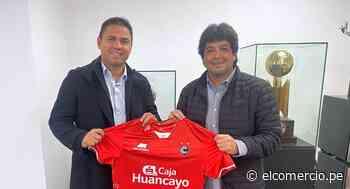 Víctor Rivera fue anunciado como el nuevo entrenador de Cienciano para el resto de la temporada - El Comercio Perú