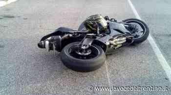 Cade con la moto a Nago – Torbole, 16 enne ferito - la VOCE del TRENTINO