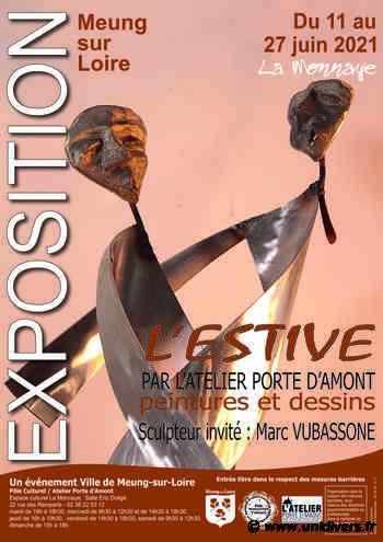 Exposition : L'estive La Monnaye vendredi 11 juin 2021 - Unidivers