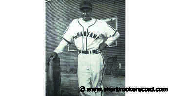 Manny McIntyre, Canada's first Black professional baseball player - Sherbrooke Record