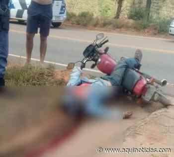 Homem é morto com tiros na cabeça em rodovia da região Serrana no ES - Aqui Notícias - www.aquinoticias.com