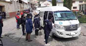 Huancavelica: Comenzó el despliegue del material electoral - Diario Correo
