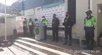 Policía alista seguridad extrema para la segunda vuelta electoral en Huancavelica - Diario Correo