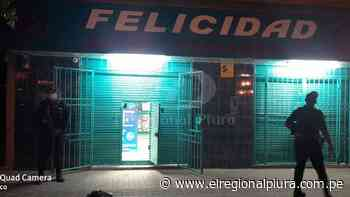 Sullana: frustran asalto en farmacia de la céntrica avenida José de Lama - El Regional