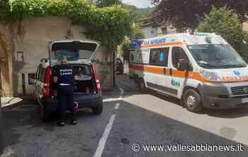 Gavardo - Frontale lungo la via stretta - Valle Sabbia News