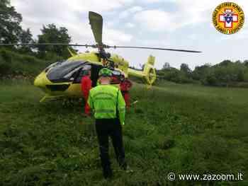 Politraumi per un padovano dopo caduta su sentiero ripido sopra Montereale - Zazoom Blog
