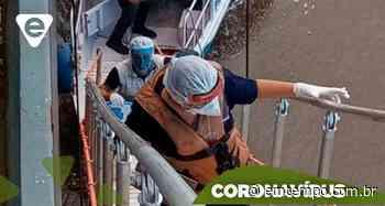 Covid-19: Navio estrangeiro atracado em Itacoatiara é monitorado no AM - EM TEMPO