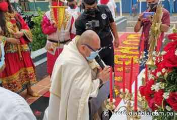 A pesar de las restricciones, salieron a celebrar el Corpus en Parita - Día a día