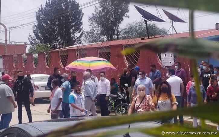 Muere un hombre en casilla electoral de Silao, Guanajuato - El Sol de México