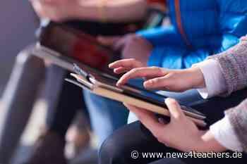 Tablets im Unterricht: Digitales Mathematik-Schulbuch hilft leistungsschwächeren Kindern - News4teachers