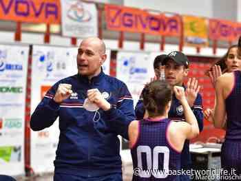 A2 femminile: Michele Staccini confermato sulla panchina di Umbertide - Basket World Life