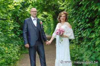 Irina en Johan in Hoeselt
