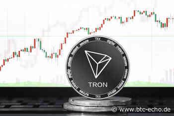 Tron (TRX) direkt & sicher kaufen - Ratgeber & Anbietervergleich 2021 - BTC-ECHO