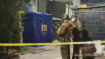 Adolescente de 16 años muere tras recibir impacto de bala en Puente Alto - 24Horas.cl