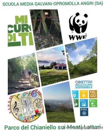 """""""Galvani - Opromolla"""", premiata dal WWF per i progetti ambientali - Luigi D'Antuono"""
