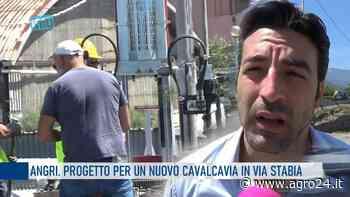 VIDEO – Angri. Progetto per un nuovo Cavalcavia in via Stabia - Agro24