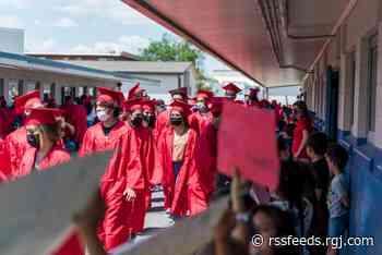 PHOTOS Wooster High graduates visit Corbett Elementary