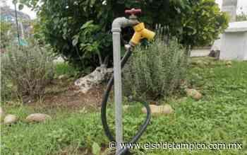 Procederán contra ladrones de agua en Pueblo Viejo - El Sol de Tampico
