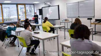 Schule wie vor Pfingsten   Aalen - Gmünder Tagespost