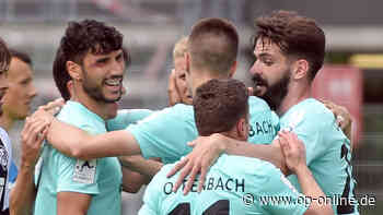 Kickers Offenbach: OFC gewinnt erstmals in der Regionalliga gegen Aalen - Soriano trifft doppelt - op-online.de