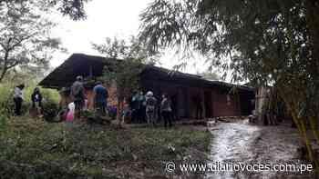 ESPELUZNATE CRIMEN EN MOYOBAMBA - Diario Voces