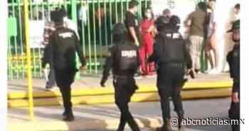 Intentan robarse paquetes electorales en casilla de avenida Lincoln - ABC Noticias MX