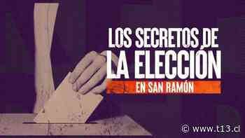 [VIDEO] Reportajes T13: Los secretos de la elección en San Ramón - Teletrece