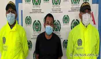 Capturado presunto abusador sexual en Los Palmitos, Sucre - Caracol Radio