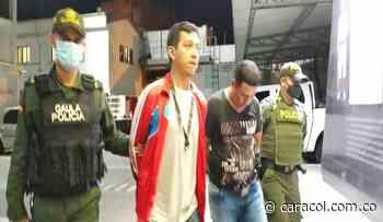 Policía y Armada capturan a presuntos hombres del Clan del Golfo en Sucre - Caracol Radio