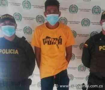 Habría acuchillado a su pareja en Cartagena y lo capturan en Sucre - El Universal - Colombia