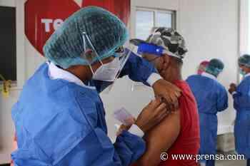 Sucre: hay grupos antivacunas que inventan para persuadir a la población de que no se vacunen - La Prensa Panamá