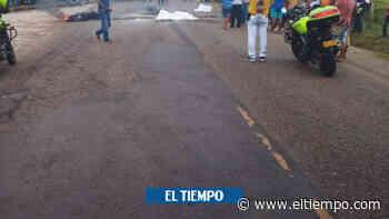 Más de 100 muertes en la vía El Bongo (Sucre) a Magangué (Bolívar) - El Tiempo