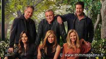 Friends the Reunion sur TF1 : voici la date de diffusion ! - THM Magazine