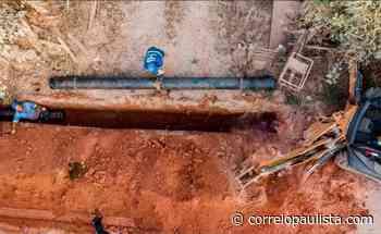 Manutenção em reservatório de água afetará o abastecimento em Itapevi - Correio Paulista