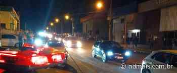 Aglomeração com 800 pessoas é encerrada em Pinhalzinho - ND Mais
