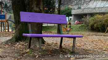 A Castel Bolognese verrà inaugurata la panchina viola della gentilezza - ravennanotizie.it