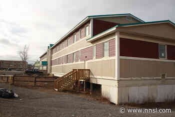 Inuvik's McCauley Place evacuated after fire lit under building - Northern News Services